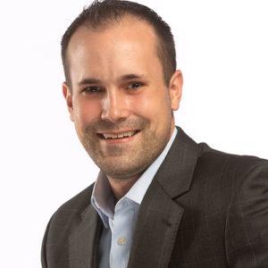 Luke Ellis, VP of Client Relations